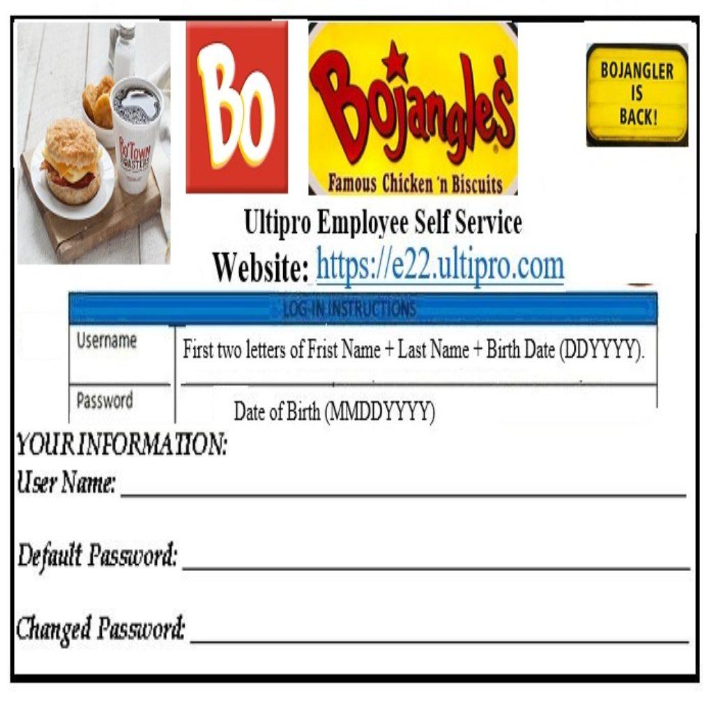 Bojangles w2 phone number
