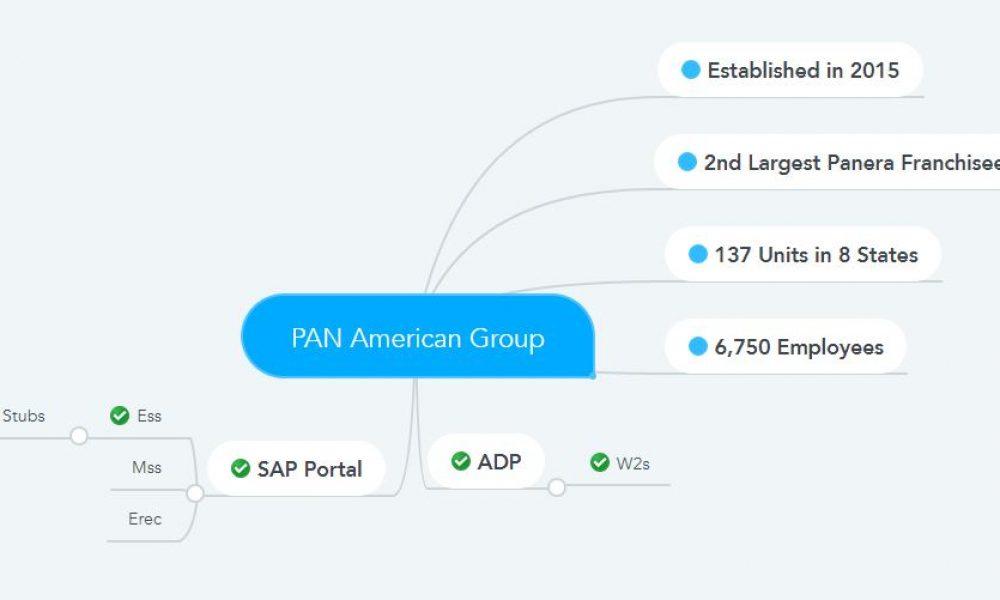 Pan American Group Pay stubs