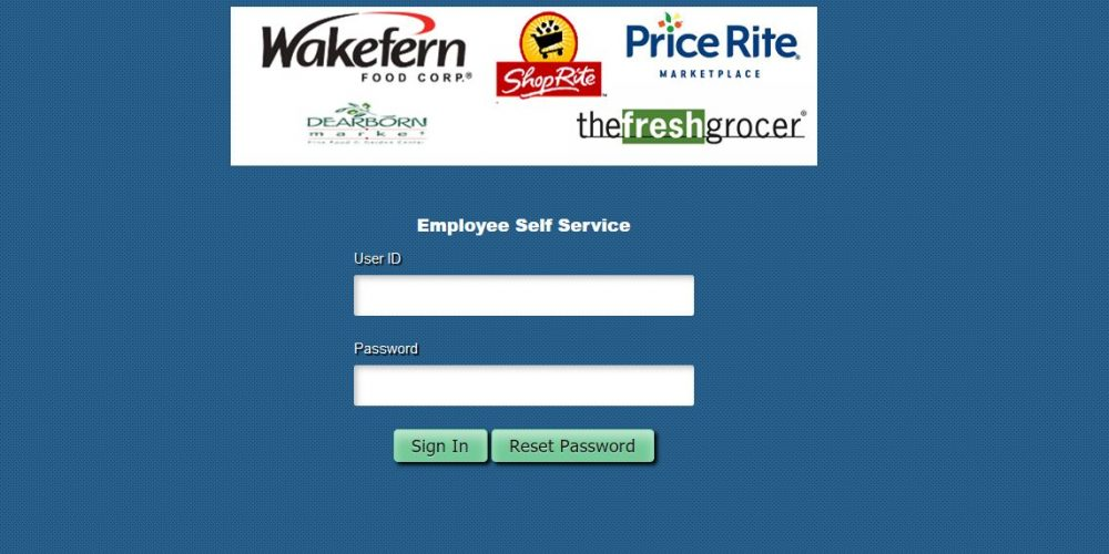 Saker ShopRite Pay Stubs & W2s